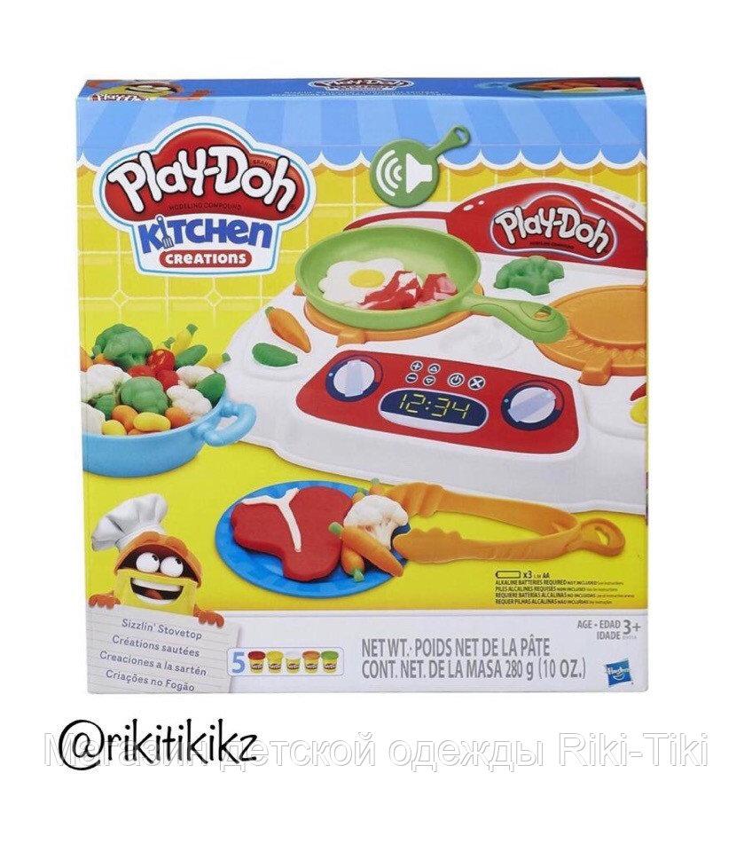 """Игровой набор """"Кухонная плита"""" от """"Play Doh"""""""