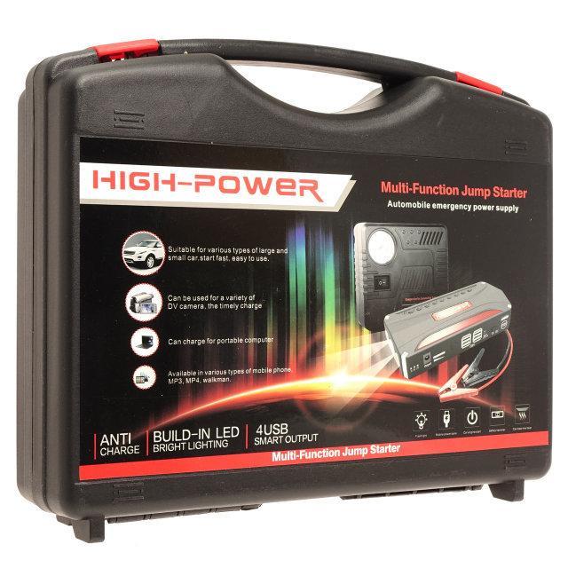 Пусковое устройство High Power с компрессором