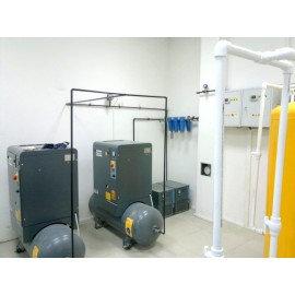 Система медицинского газоснабжения