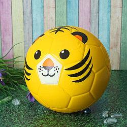 """Мяч мягкий """"Тигр"""" 15 см"""