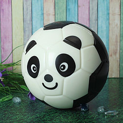 """Мяч мягкий """"Панда"""" 15 см"""