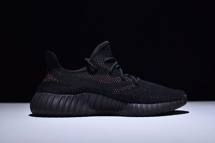 """Adidas Yeezy Boost 350 V2 """"Red Stripe"""" (36-45) - фото 2"""