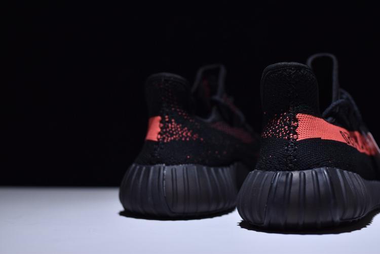 """Adidas Yeezy Boost 350 V2 """"Red Stripe"""" (36-45) - фото 6"""