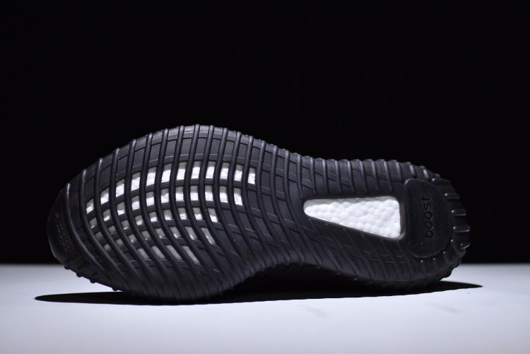 "Adidas Yeezy Boost 350 V2 ""Triple Black"" (36-45) - фото 4"