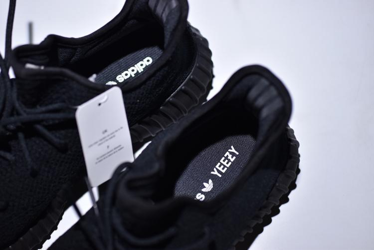 "Adidas Yeezy Boost 350 V2 ""Triple Black"" (36-45) - фото 5"
