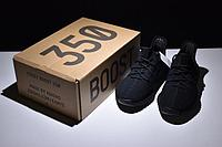 "Adidas Yeezy Boost 350 V2 ""Triple Black"" (36-45) , фото 7"