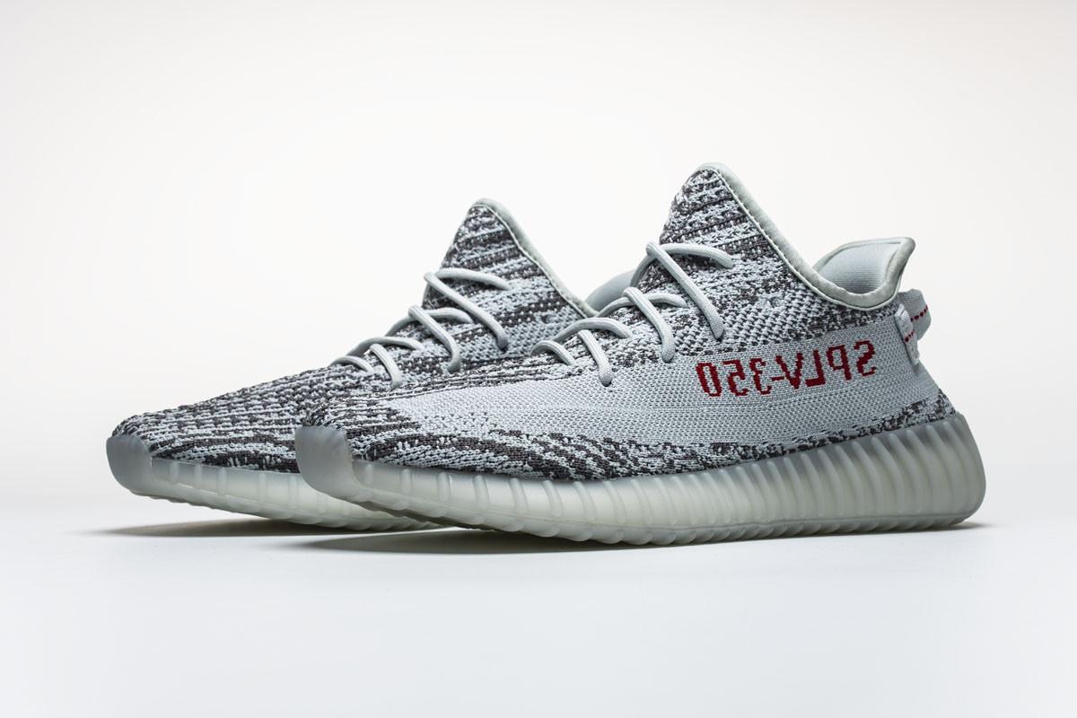 """Adidas Yeezy Boost 350 V2 """"Zebra/New"""" (36-45) - фото 4"""