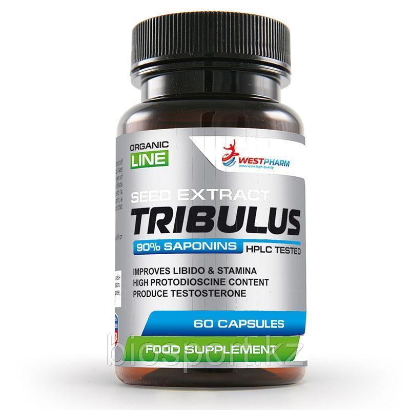 Трибулус, 60 капсул, WestPharm.