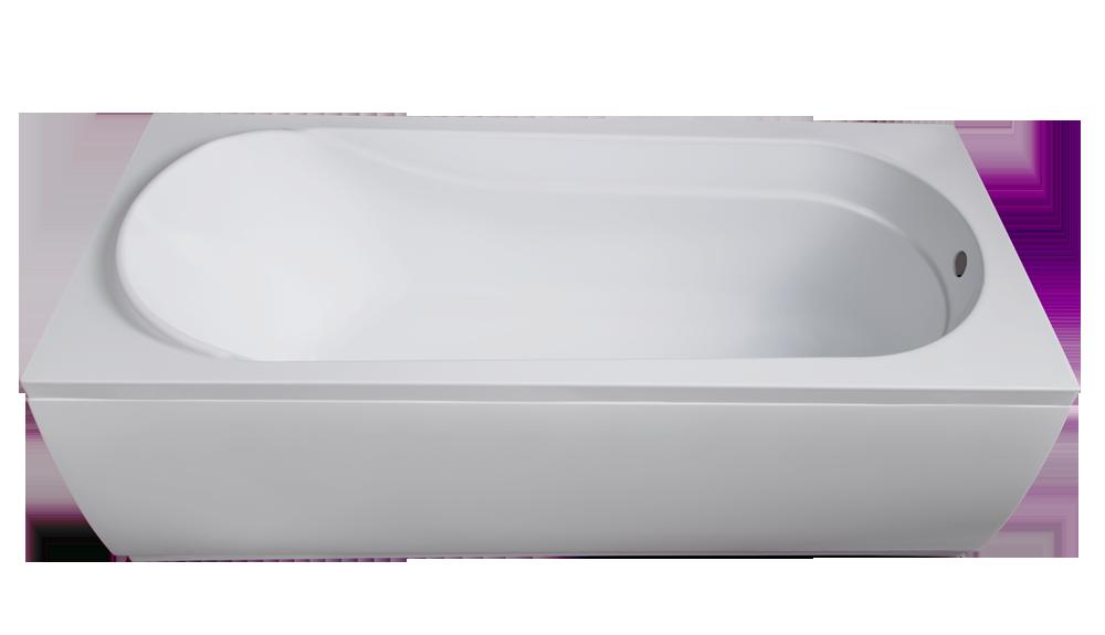 Ванна акриловая AQUA 170*75