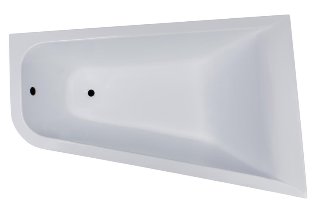 Ванна ассиметричная SPIRIT 160*100 правая/левая