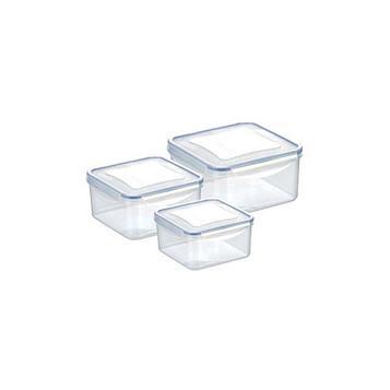 Набор контейнеров Tescoma FRESHBOX, объёмы: 400 мл, 700 мл, 1,2 л