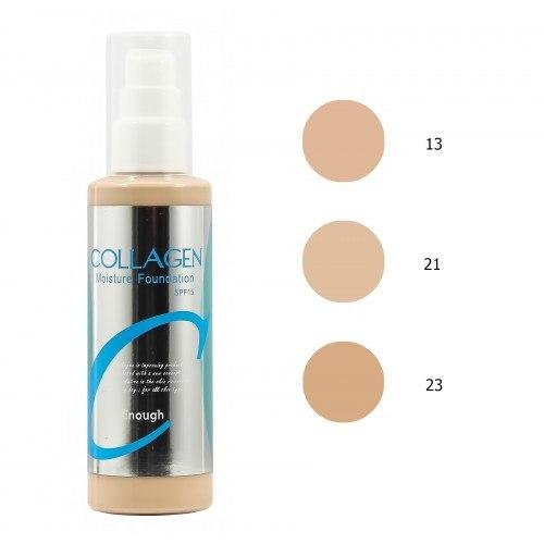 Enough Collagen Moisture Foundation SPF15 (13,21 тон) 100 мл Оригинал