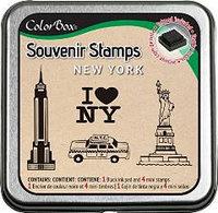 Сувенирные штампы - NEW YORK (Нью-Йорк)