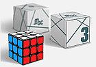Магнитный Кубик Рубика MGC 3x3 - скоростной, фото 3