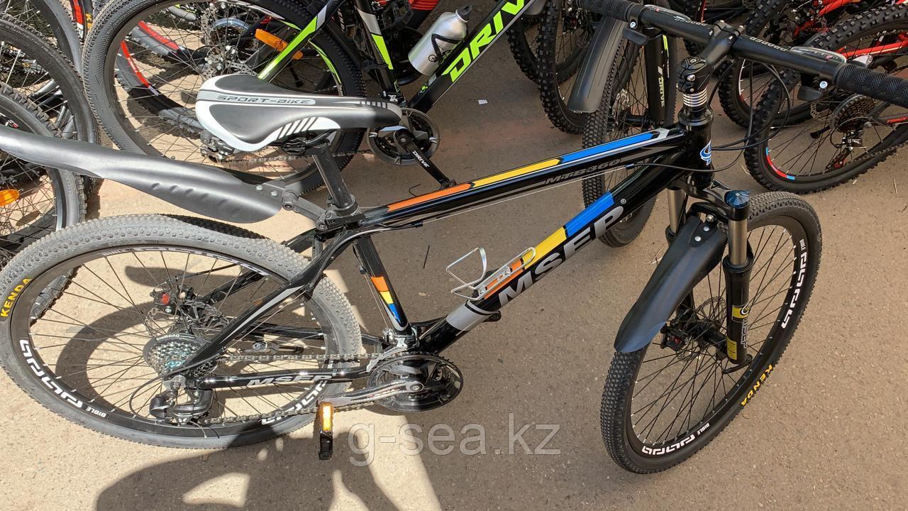 Велосипед MSEP 17 рама