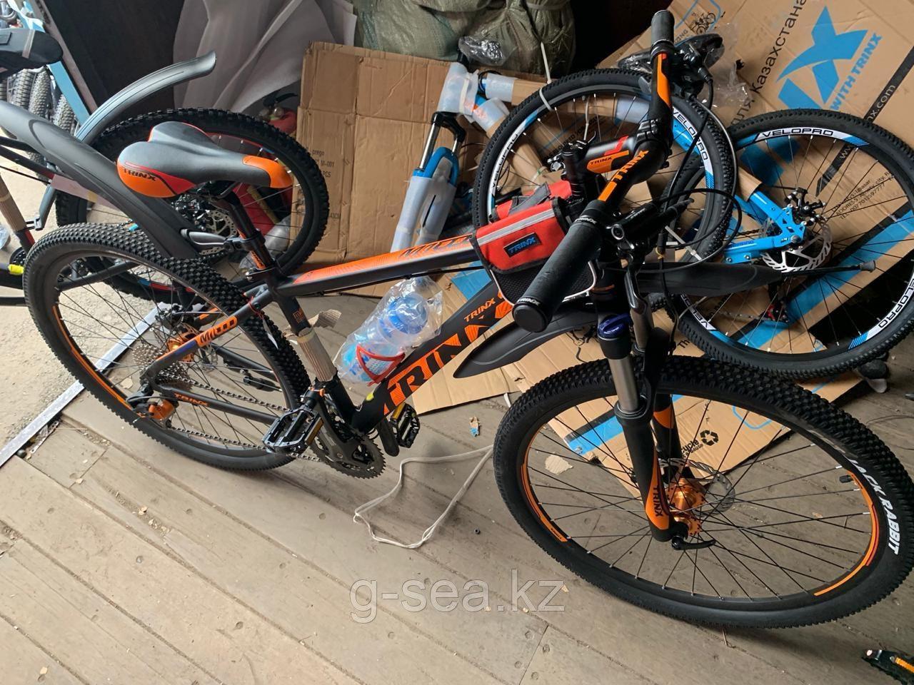 Велосипед TRINX 21 рама