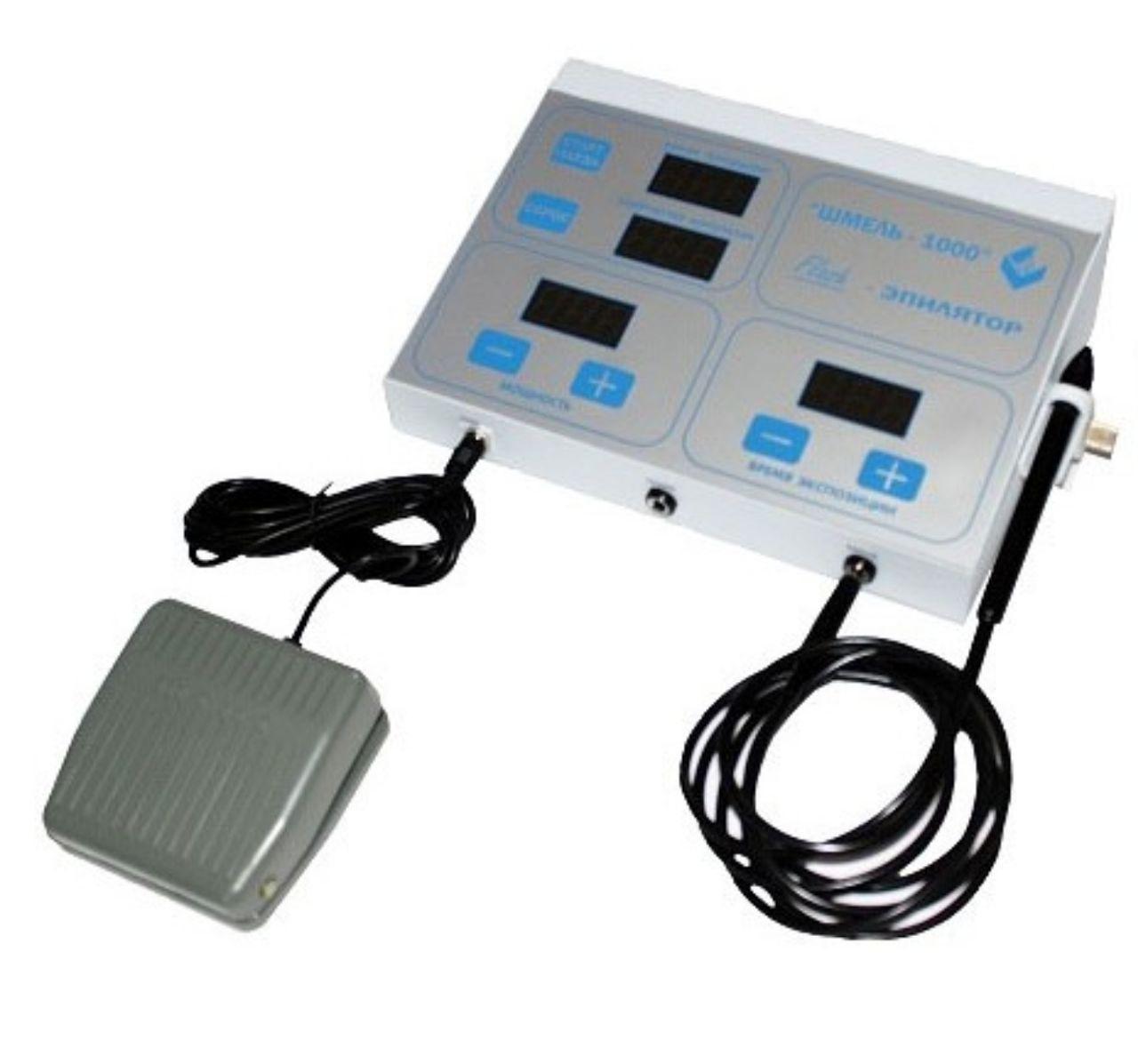 Аппарат Флеш-эпилятор косметологический