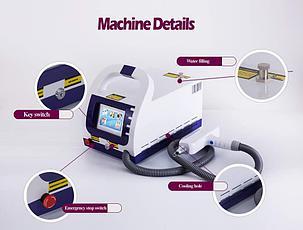 Аппарат лазер неодимовый Для удаления татуажа, фото 2