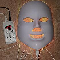 Аппарат, Фотодинамической терапии LED МАСКА 7 цветов, фото 3