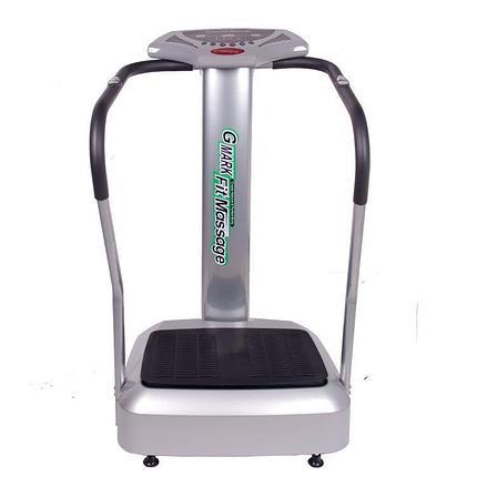 Crazy Fit Massager вибрационная платформа для похудения, фото 2