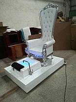 Трон Кресло педикюрное, фото 2
