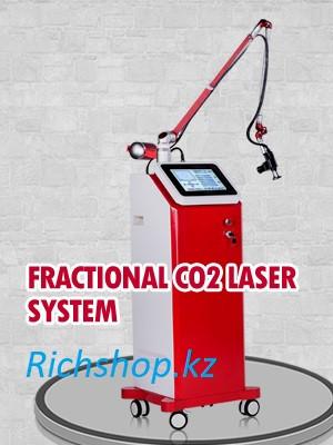 Фракционный Фототермолиз Лазер Co2 С Супер-Импульсом