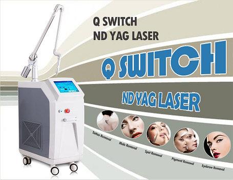 Лазер С переключателем Q Nd Yag(MJQ12), фото 2