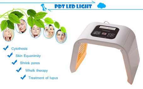 Аппарат света-терапии PDT LED Light Therapy, фото 2