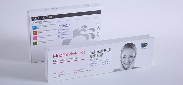 Натуральный пиллинг - MeoBright и MeoRevive. для аппаратного лечения
