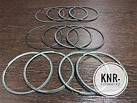 Кольца поршневые ISUZU NKR 8971094620 4JB1  100P BJ493  (4JB1T), фото 1