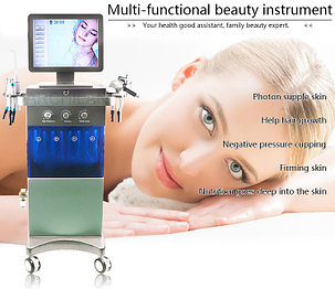 Многофункциональная увлажняющая кислородная машина для лица, фото 2
