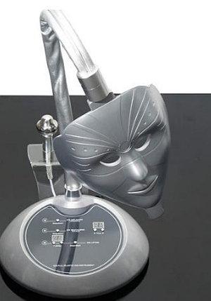 LED маска 3 в 1 настольная, фото 2