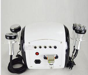 Аппарат 5 в 1: Кавитация,RF, Вакуум, фото 2