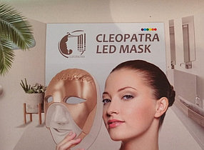 LED маска Клеопатра (сенсорная)