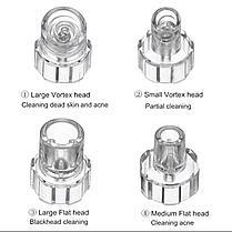 Сменные насадки для аква пилинга, фото 3