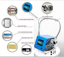 Аппарат Q-switch Nd Yag лазерная система удаления татуировок, фото 3