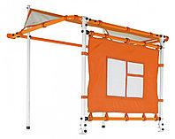ДСК Первый старт Второй этаж оранжевый-белый