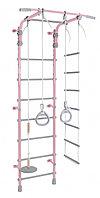 ДСК Pastel 2 розовый-серый