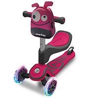 Самокат Smart Trike Scooter T1 Pink