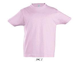 Детская футболка Imperial Kids | Sols | Medium pink