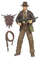 *Hasbro Indiana Jones with SubMachine Gun - Last Crusade Фигурка
