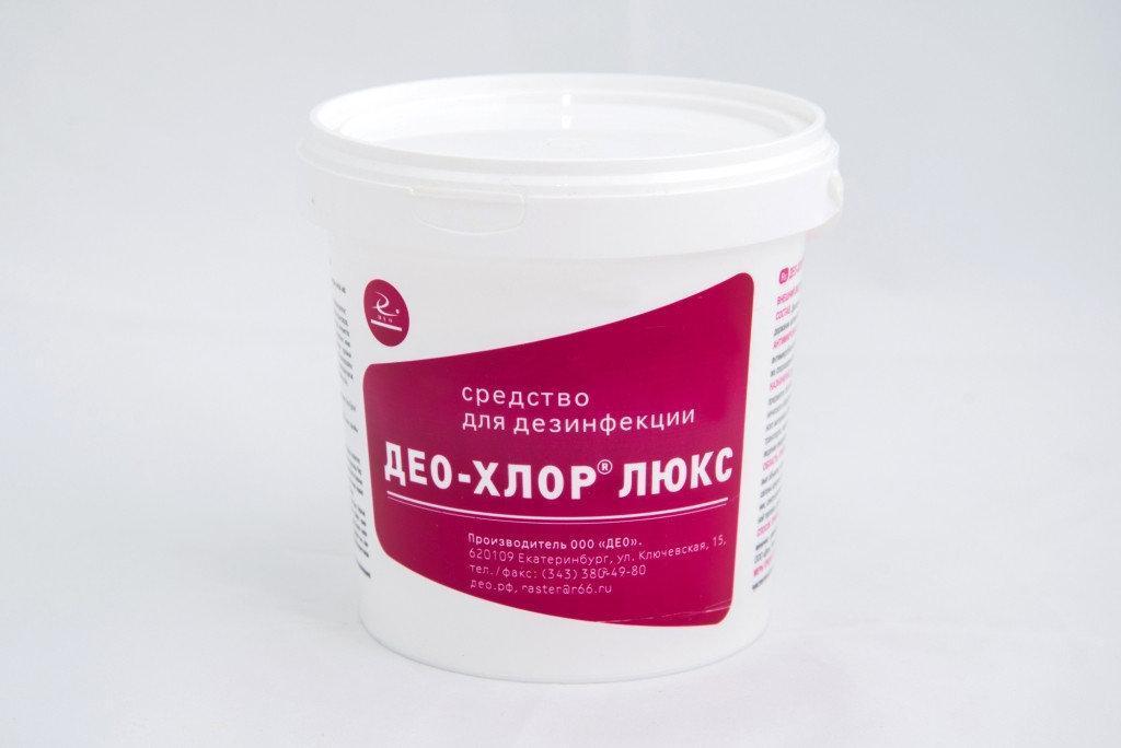 Део-хлор Люкс 600 (1,7гр)