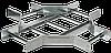 Крестовина лестничная 100х600 R300 IEK
