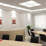 Офисное освещение (светодиодные панели)