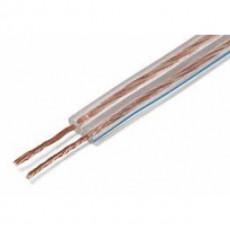 Кабель акустический ШПВМ 2х0,50 мм2, прозрачный BLUELINE 100 м. PROCONNECT (01-6203-6) REXANT