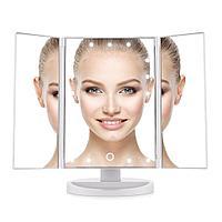 Зеркало косметическое с увеличением , фото 1