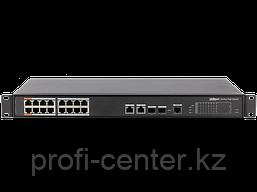 PFS4218-16ET-190  16-портовый промышленный управляемый POE коммутатор, 2-уровня,