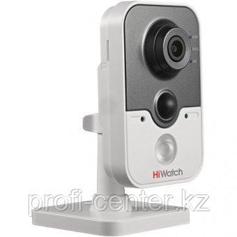 DS-T204 Компактная HD-TVI камера 2Мп HiWatch  со звуком ИК до 20м