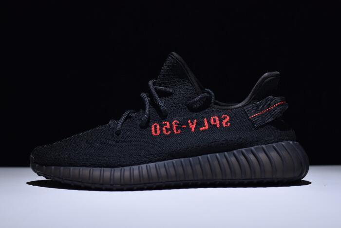 """Adidas Yeezy Boost 350 V2 """"Bred"""" (36-45) - фото 1"""