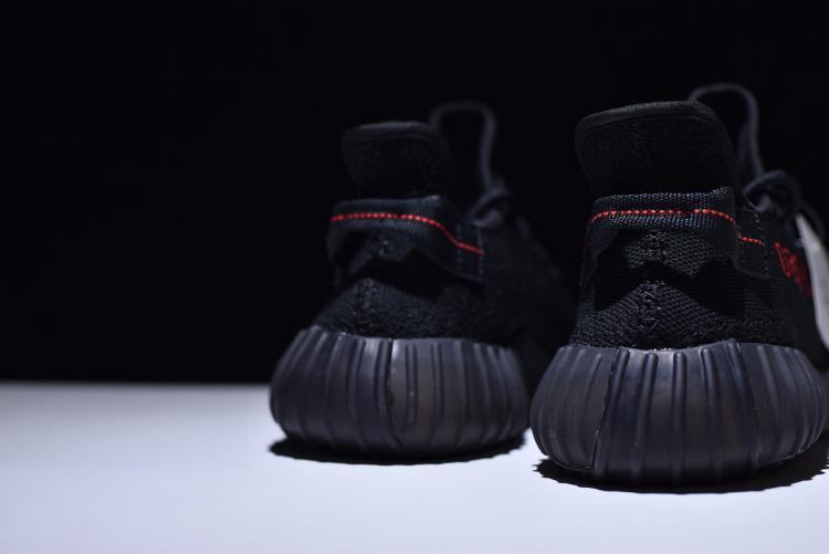 """Adidas Yeezy Boost 350 V2 """"Bred"""" (36-45) - фото 4"""